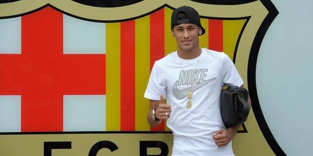 Transfert Neymar: le Barça verse 13,5 millions d'euros au fisc - La DH