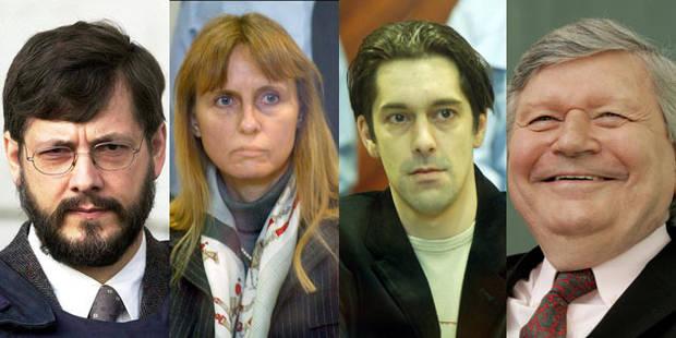 Une décennie de procédures judiciaires pour les condamnés du procès Dutroux - La DH