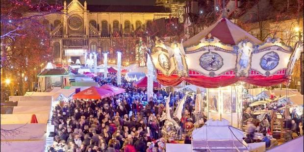 """""""Un nouveau marché de Noël pour un nouveau bourgmestre"""" - La DH"""