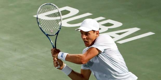 Coupe Davis: Tomas Berdych forfait contre le Japon - La DH