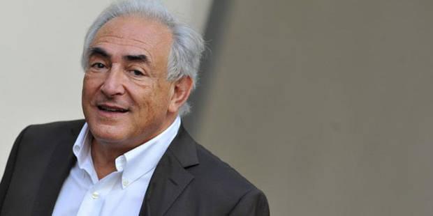 DSK ferait mieux que Hollande, selon un sondage non publié - La DH