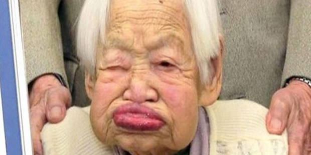 La plus vieille femme du monde fête ses 116 ans au Japon - La DH
