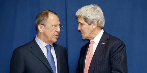 Quand la Russie met les USA en garde - La DH