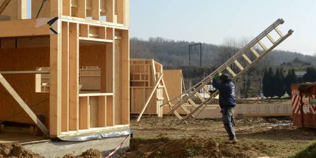 Dumping social: 90% des chantiers de construction ne sont pas en ordre - La DH
