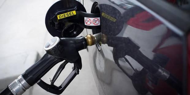 Le diesel sera moins cher dès mardi - La DH