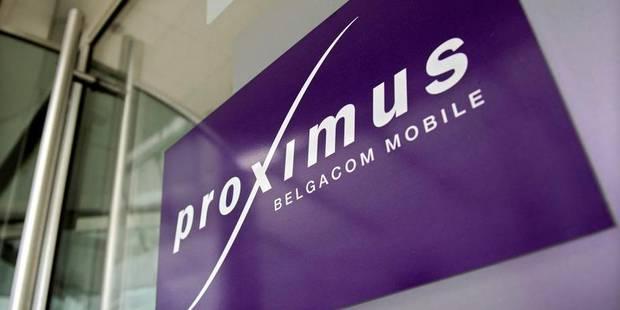Telecom: Belgacom devient Proximus - La DH