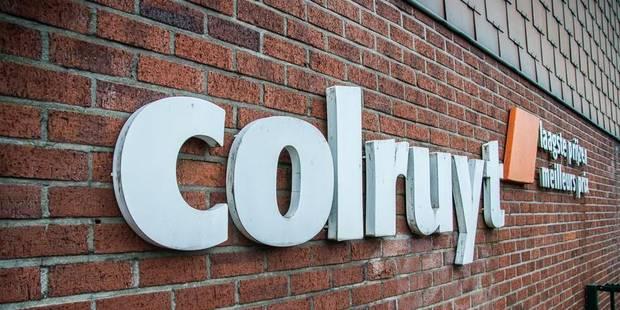 Alerte à la salmonelle chez Colruyt - La DH