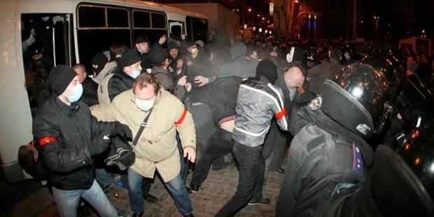 Heurts mortels en Ukraine - La DH