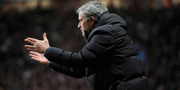 Exclu, Mourinho attend le rapport de l'arbitre - La DH
