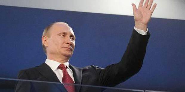 """Poutine: """"Les Occidentaux ont franchi la ligne rouge"""" - La DH"""