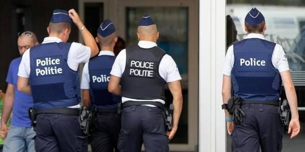 Un adolescent blesse un policier et en mord un autre à Anderlecht - La DH