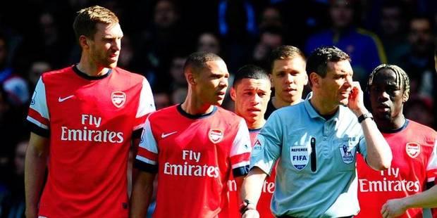 Arsenal: pas de suspension pour Gibbs et Oxlade-Chamberlain - La DH