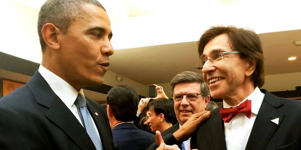 Obama: Vous n'y échapperez pas - La DH