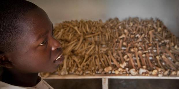 Les victimes belges du génocide rwandais - La DH