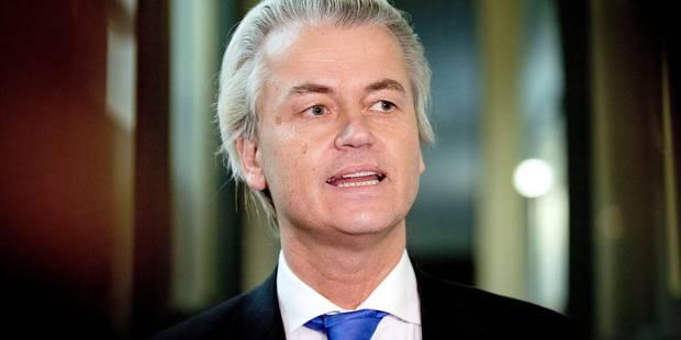 5.000 plaintes contre Wilders après ses propos anti-Marocains - La DH
