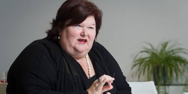 """Maggie De Block: """"Ce n'est pas en scindant la Belgique qu'on améliorera notre bien-être"""" - La DH"""