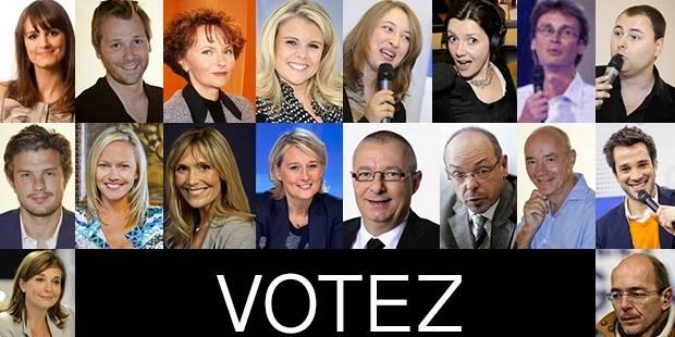 Élisez le meilleur et le pire de la télé belge - La DH