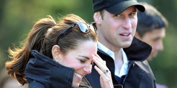 William et Kate : Un 2e bébé en route? - La DH