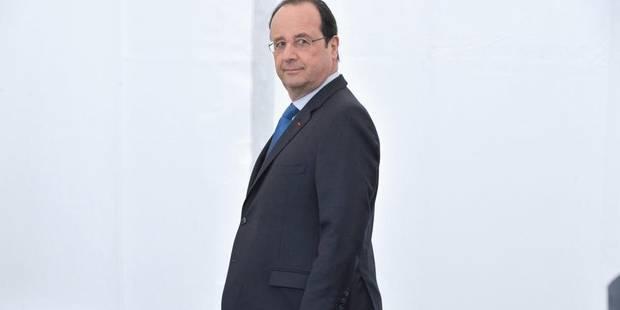 """""""Elle a mauvaise mine, la 'Hollandie' de la République exemplaire"""" - La DH"""