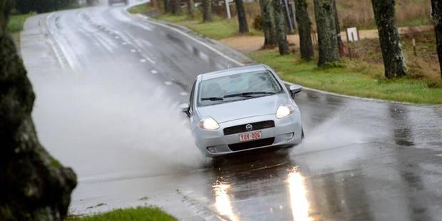 La région du Centre touchée par les fortes pluies - La DH