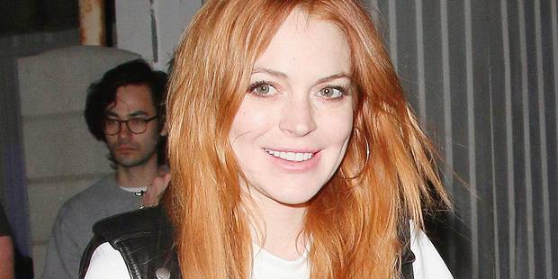 """Lindsay Lohan: """"J'ai fait une fausse couche"""" - La DH"""