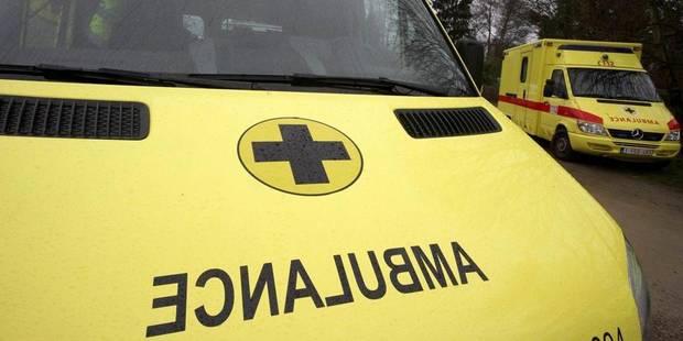Un mort et un blessé grave dans un accident à Tubize - La DH