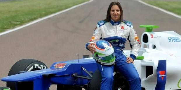 Le retour d'une femme en F1, c'est pour bientôt? - La DH