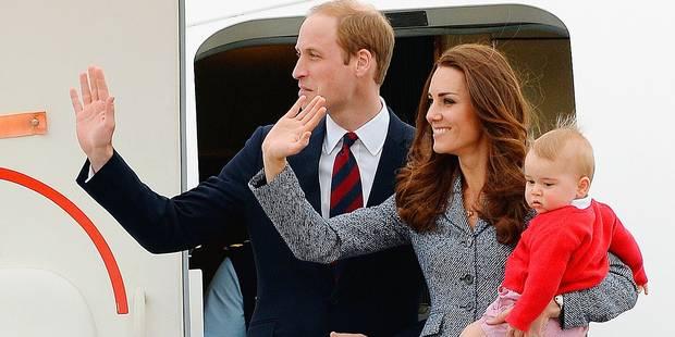 Qui pourra voir Kate et William à Mons? - La DH
