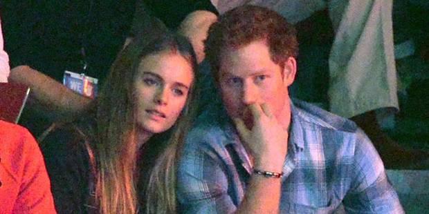 Le prince Harry et sa petite amie Cressida Bonas sont séparés - La DH