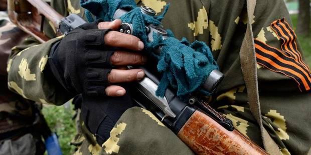 Une vingtaine de séparatistes pro-russes tués en Ukraine - La DH