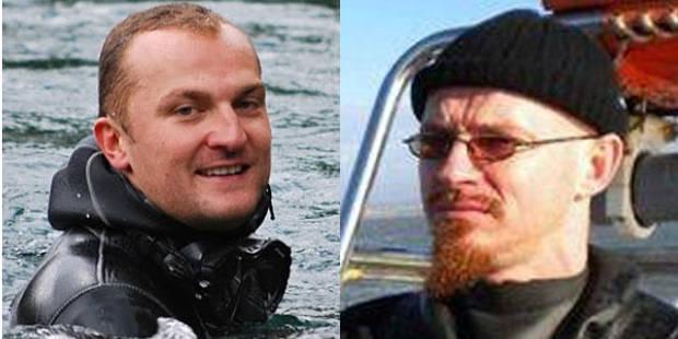 Deux pompiers plongeurs liégeois meurent en tentant de sauver un cygne - La DH
