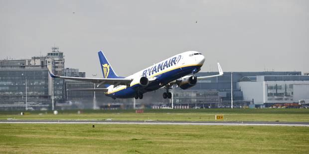 Les compagnies aériennes belges attaquent Ryanair en justice - La DH