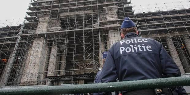 Bombe au Palais de Justice de Bruxelles: fausse alerte - La DH