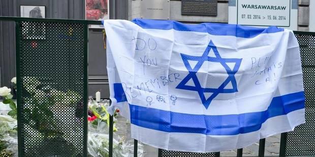 Fusillade à Bruxelles: la piste terroriste maintenue, des victimes inhumées en Israël - La DH