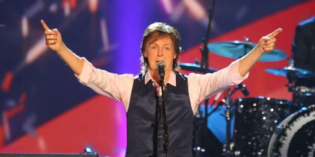 Paul McCartney guéri quitte le Japon - La DH