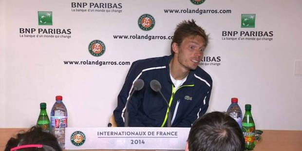 Roland Garros: un journaliste félicite Nicolas Mahut... qui vient juste de perdre ! - La DH