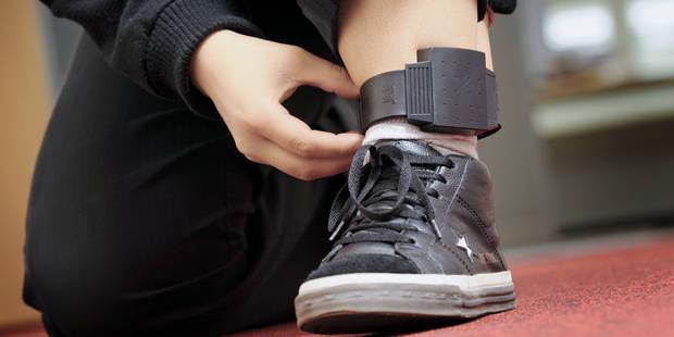 Un suspect sous surveillance électronique en fuite ne peut pas être interpellé - La DH