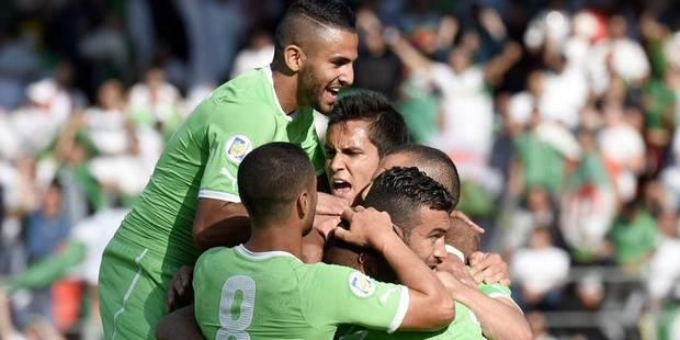J-12: L'Algérie s'impose, la Russie trébuche - La DH