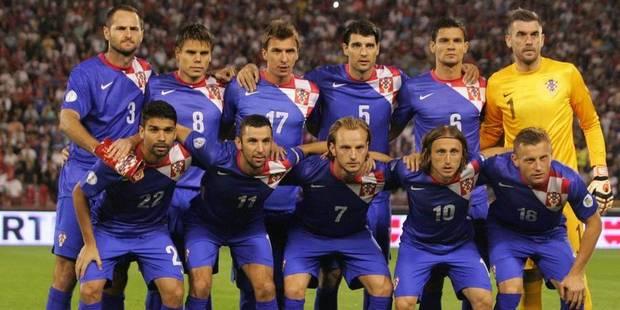 Croatie: Modric et Mandzukic parmi les 23, pas Kranjcar - La DH