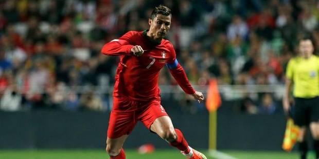 Cristiano Ronaldo s'entraîne à nouveau avec l'équipe - La DH