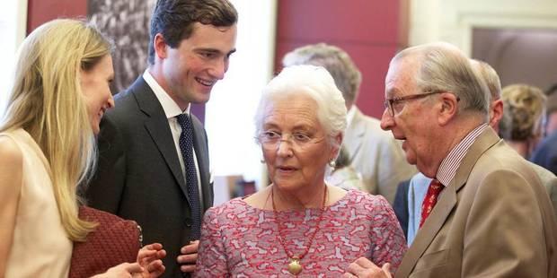 La famille royale célèbre les 80 ans du roi Albert II - La DH