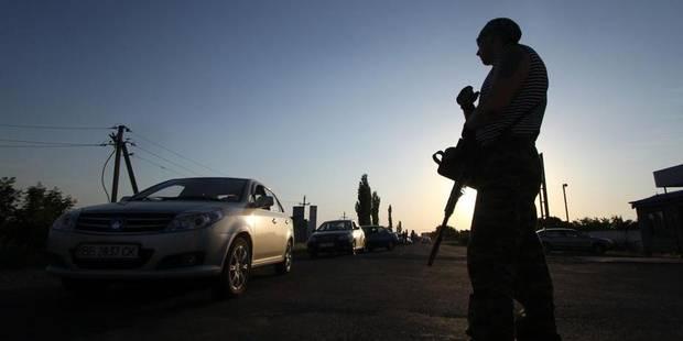 Un avion militaire abattu en Ukraine: près de 50 morts! - La DH