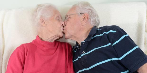 A l'heure où un centenaire bande encore, un couple peut-il être périmé sexuellement ? - La DH