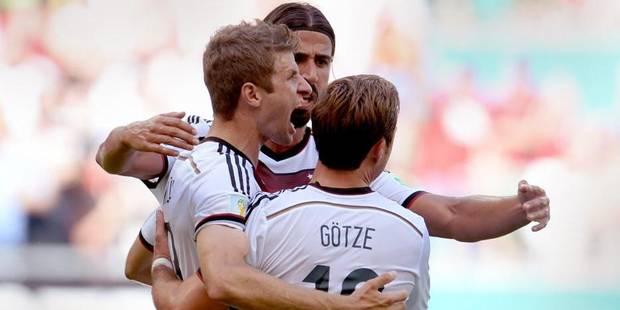 Müller et la Mannschaft mettent le Portugal à terre - La DH