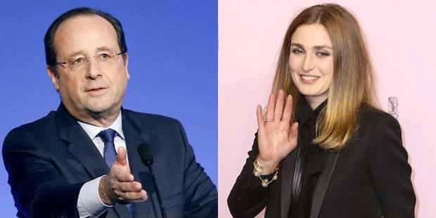 Hollande et Gayet vont-ils officialiser leur union en août? - La DH