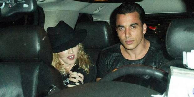 Madonna à un nouveau boyfriend de 30 ans de moins ! - La DH