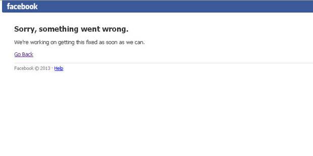 Facebook perturbé durant 20 minutes - La DH