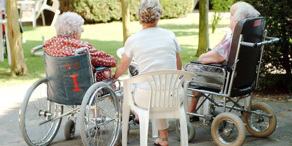 Jusqu'à 90 % des résidents sous antidépresseurs - La DH