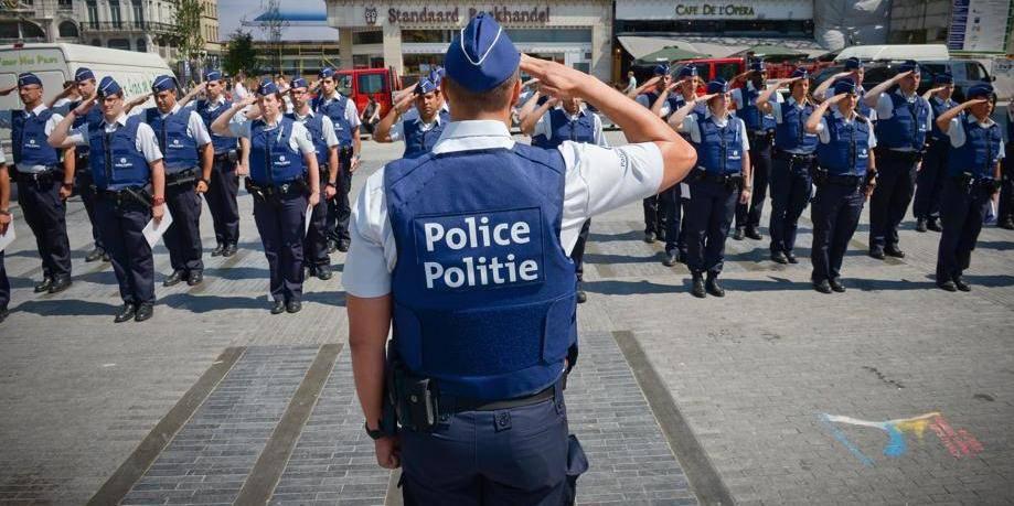 La police belge veut des policiers plus... sportifs! - La DH