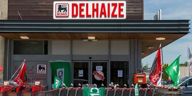 Delhaize: La livraison des boissons a repris - La DH